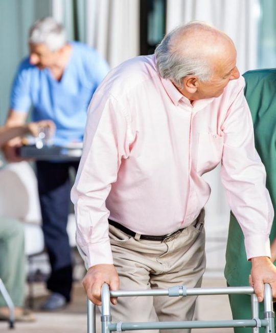 Umzüge Senioren